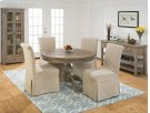 Slater Mill Round To Oval Dining Table- Top Only Product Image