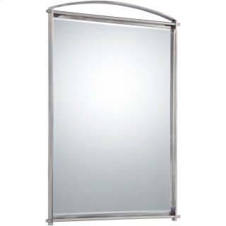 Taylor Mirror in Antique Nickel