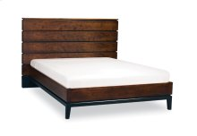 Frisco Panel Bed, Frisco Panel Bed, King