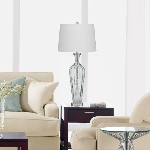 150W Mexia Glass Table Lamp