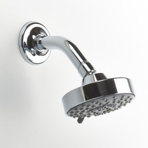 Polished Chrome River (Series 17) Shower Head