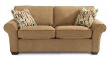 Vail Fabric Two-Cushion Sofa