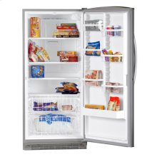 Natural Silver 17.7 Cu. Ft. Upright Freezer