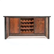 Cody 2 Door Wine Cabinet Product Image