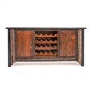 Cody 2 Door Wine Cabinet Product Image