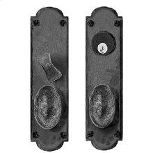 Mortise Cylinder Lockset