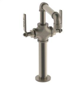 """Single Hole Lavatory Faucet W/8"""" Extension"""