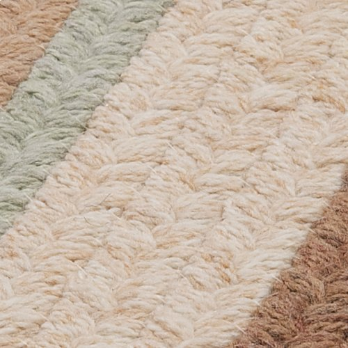 Allure Rug AL69 Misted Green 4' X 6'