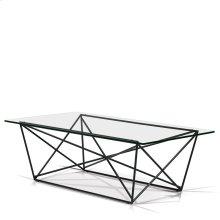 Diamond Rectangular Coffee Table