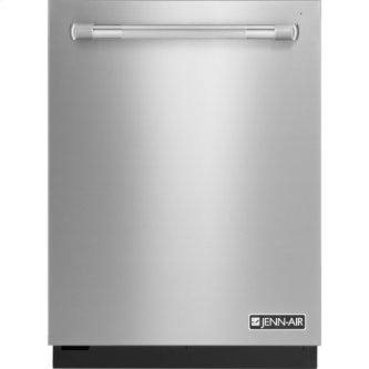 Jenn-Air™ TriFecta™ Dishwasher with 46 dBA, Pro-Style™ Stainless Handle