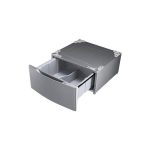Laundry Pedestal - Graphite Steel -