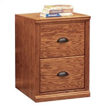 Traditional 2 Drawer File Cabinet