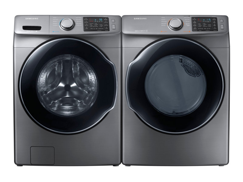 Get Samsung Full Size In Mass Front Load Washers Wf45m5500ap