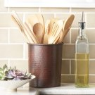 Copper Utensil Holder Product Image