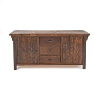 Oak Haven - Hutch Base Only Product Image