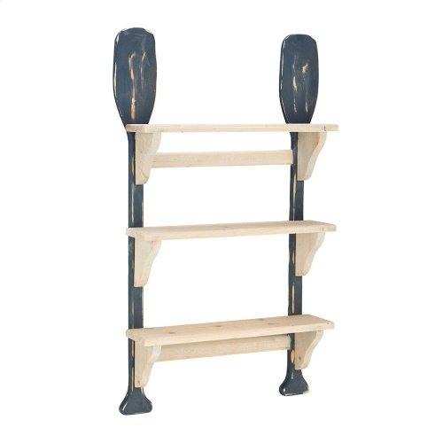 Paddle Wall Shelf