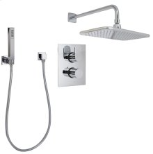"""Reflection 1/2"""" Thermostatic Shower Package"""