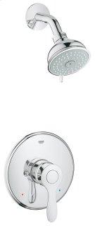 Parkfield Pressure Balance Valve Bathtub/Shower Combo Faucet Product Image