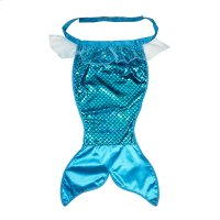 Kids Dress-Up Play Mermaid Tail Product Image