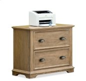 Coventry Lateral File Cabinet Weathered Driftwood finish