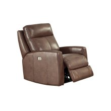 Power Recliner in Splash-Carmel