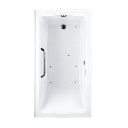 Clayton Tile-in Air Bath 60 - Sedona Beige