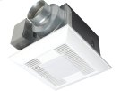 WhisperLite® 80 CFM Ceiling Mounted Fan/Light Combination Product Image