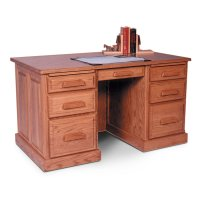 "Classic Desk, 62""w Product Image"