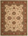 LIVING TREASURES LI04 IRD RECTANGLE RUG 7'6'' x 9'6''