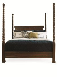 King's Road Poster Bed - King Size 6/6 Product Image