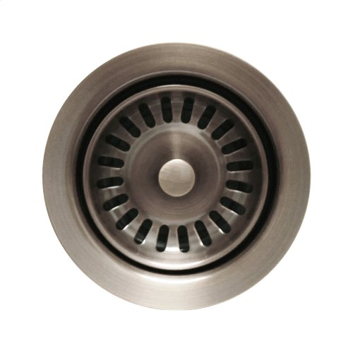 Waste Disposer Trim. Includes matching basket strainer.