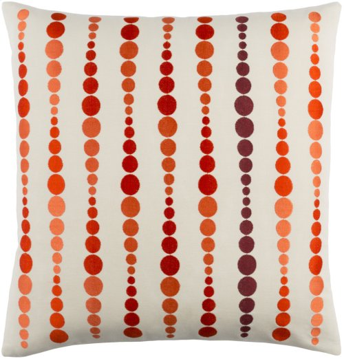 "Dewdrop DE-001 18"" x 18"" Pillow Shell Only"