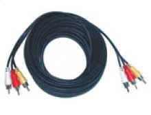 Composite Audio/Video Cable (30ft/9m)