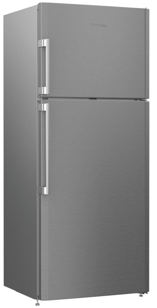 """28"""" 15 cu ft Top Freezer with auto ice maker, stainless  STAINLESS STEEL"""