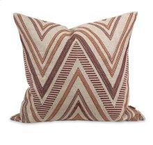 IK Kamaria Embroidered Pillow w/ Down Insert