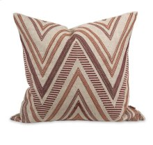 IK Kamaria Embroidered Pillow w/ Down Insert