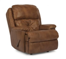 Cruise Control Leather Rocking Recliner