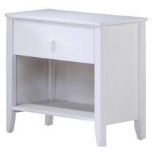 Nightstand (White)
