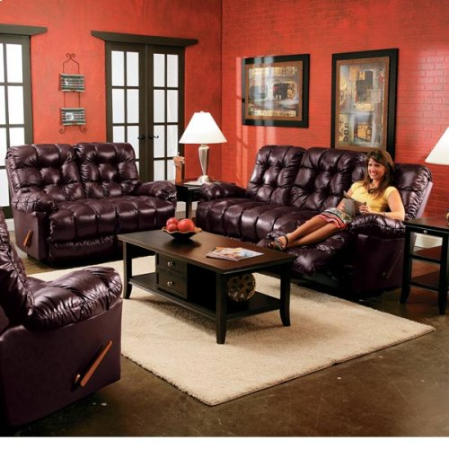 EVERLASTING COL Rocking Power Reclining Loveseat