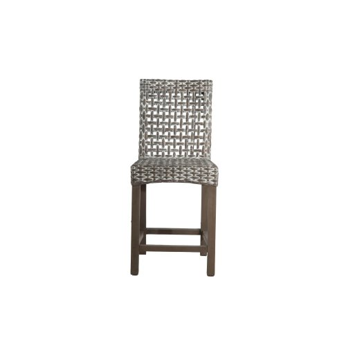 30'' Bar Stool, Available in Vintage Smoke Finsih Only.