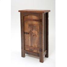 Heritage Winchester 1 Door Pantry Cupboard With Curved Door