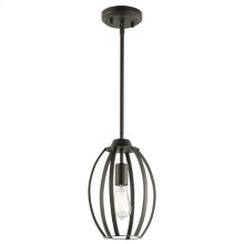 Tao Collection Tao 1 Light Pendant OZ
