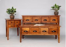 "#339 Pine Essential Console Table 50""wx16""dx30""h"