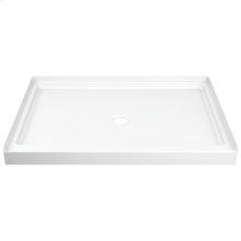 """White ProCrylic 48"""" x 34"""" Shower Base"""