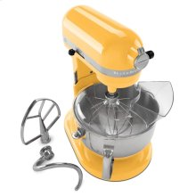 Professional 600 6-qt. Bowl-Lift Bowl Stand Mixer - Buttercup