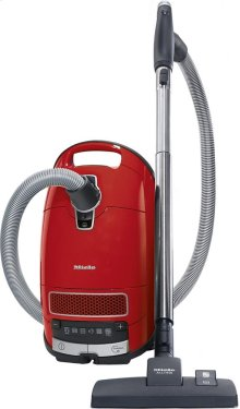 Complete C3 HomeCare PowerLine - SGFE0 canister vacuum cleaners with comprehensive accessories for nearly every cleaning challenge.