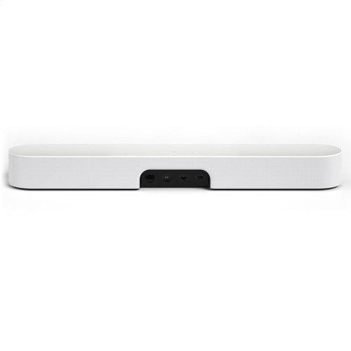 White- The smart soundbar for your TV