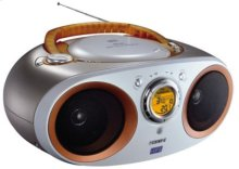 CD Sound Machine with PP3-CD Playback