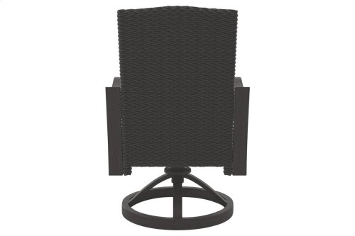 Swivel Chair w/Cushion (2/CN)
