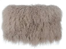 Tibetan Sheep Sandy Brown Large Pillow Product Image